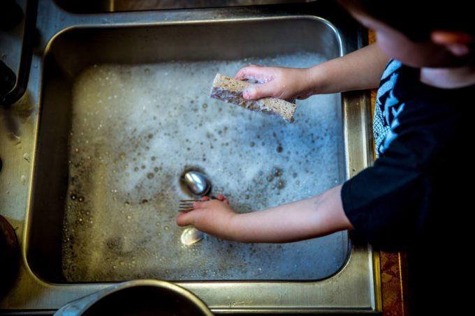 Je keuken schoonmaken is een belangrijke huishoudelijke taak