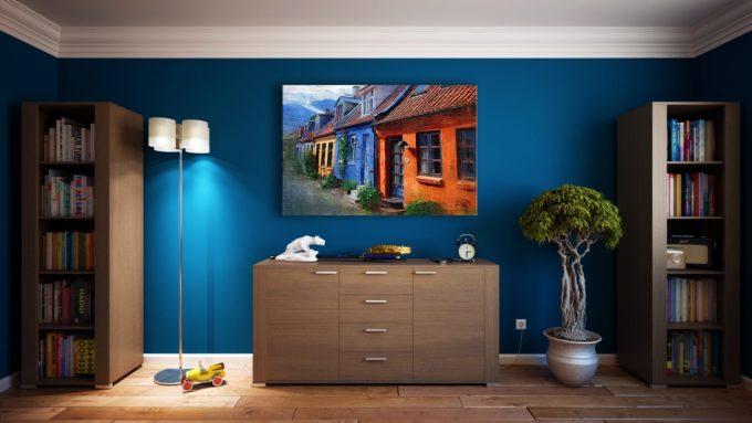 combinatie kleur en interieur